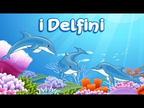 I delfini - Canzoni per bambini di Mela Music