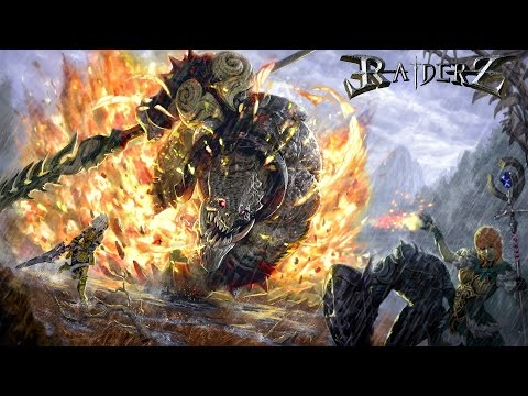 RaiderZ – Gameplay Primeiro Mapa
