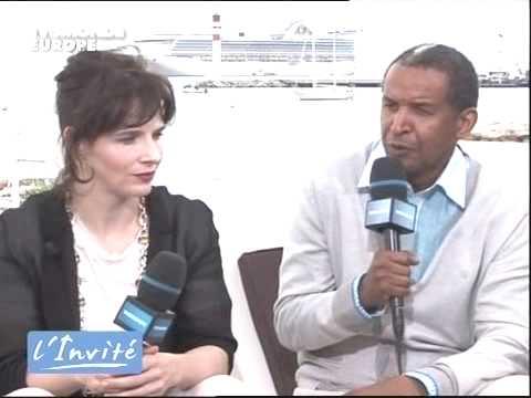 Juliette Binoche - Abderrahmane Sissako - Festival de Cannes
