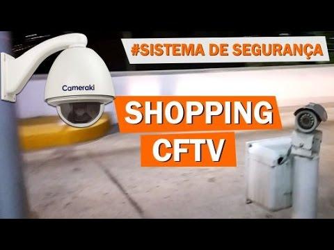 Aula básica CFTV Shopping