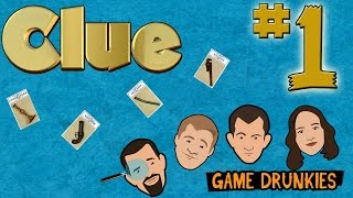 Clue: The Wretch - Ep 1 - Game Drunkies