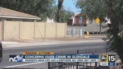 One Glendale neighborhood fed up with crime