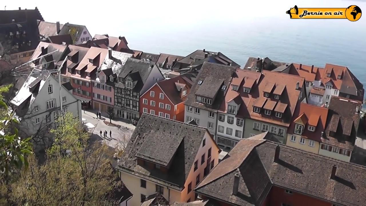 Schonheiten Von Meersburg Am Bodensee Lake Constance Youtube