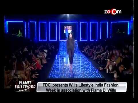 Wills Lifestyle - India Fashion Week - Spring Summer Collection 2014