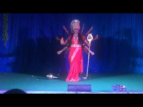 Durga Devi Hand Dance HD - Choreography By Hema Srinivas