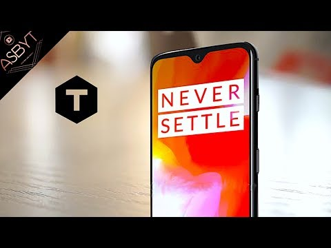 OnePlus 6T - TOP NEW FEATURES!!!