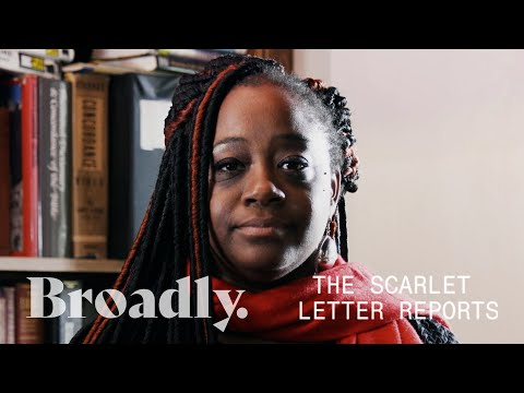 Kiah Morris on Fighting Racial Harassment  The Scarlet Letter Reports