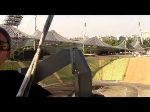tomcraft his 3 brothers doing flying fox olympiastadion munich youtube. Black Bedroom Furniture Sets. Home Design Ideas