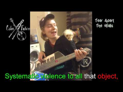 Tear Apart The Walls — Cistem Failure (Karaoke)