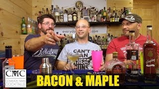 The Bacon And Maple Cocktail, Explicit Edition