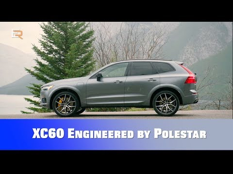 2020 Volvo XC60 Polestar Review and More Review - Going After the Audi SQ5