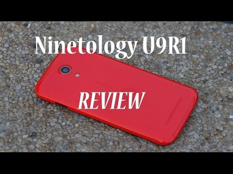 Gadget Review - Episode 18 - Ninetology U9R1: The U9R1 from Ninetology is the latest family member in the U9 product line, it is a mid range dual SIM smartphone with a thickness of 7.8mm and weighs only 107 grams, making it one of the lightest smartphone in its class. The U9R1 is available for purchase at RM799 and rebates are available up to RM200 if you trade in your old phone via Ninetology's Smart Ecology 2 program.