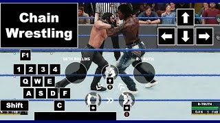 WWE 2K18 Chain Wresting PC Controls[ ]9492Database
