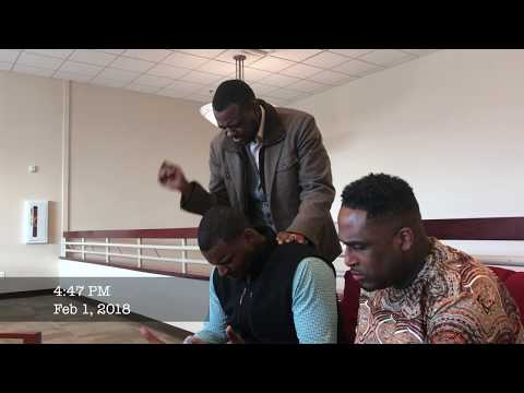 Recap of tirp to Dallas, TX 2018 to hang with other young prophetic voices