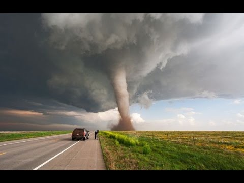 Deadly Midwest Tornado FLOOD STORMS Rip Through OKLAHOM; Over 2 Doz Twisters, Homes Dstyd