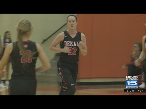 DeKalb's Leigha Brown commits to Nebraska and will be one of area's top players in 2017-18