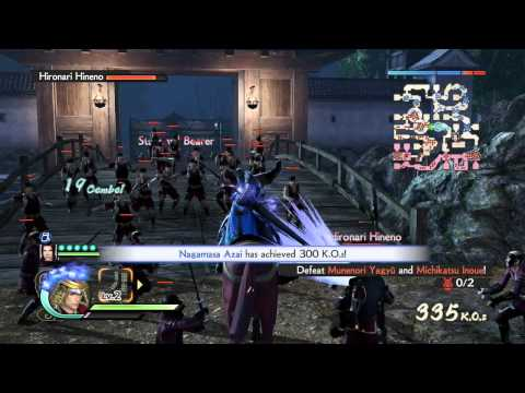 Samurai Warriors 4 PS4 Legend of the Oda Part 2
