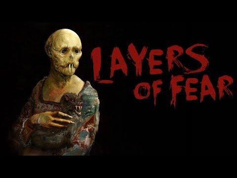 Layers of Fear - Немного ужасов перед сном!