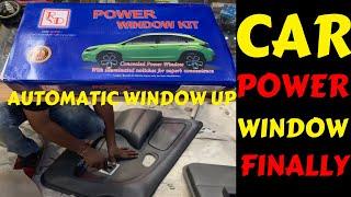 Gambar cover MY CAR POWER WINDOW INSTALLED | AUTOMATIC WINDOW | BEST POWER WINDOW | Rahul Singh