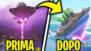 Sta per succedere una COSA INCREDIBILE... PREPARATEVI! | L'ISOLA si è SPOSTATA! | Fortnite News ITA