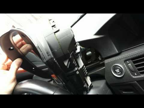 HowTo Remove Instrument Cluster on BMW E90, E91, E92, E93, M3