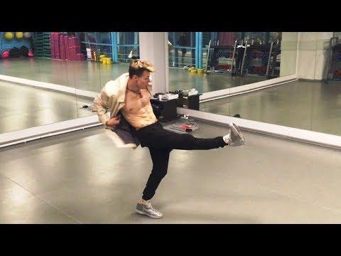 Элджей & Кравц - Дисконнект - Официальный танец (official)