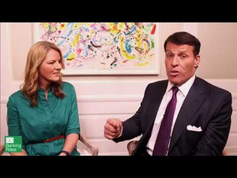 Tony Robbins Live Q&A at GOBankingRates