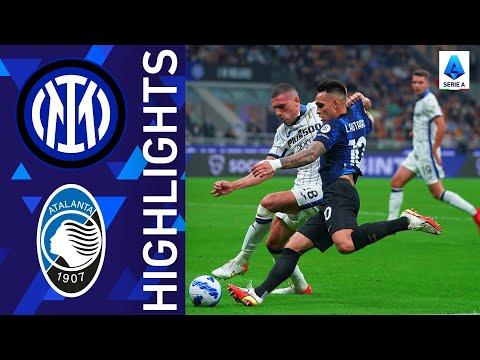 Inter Atalanta Goals And Highlights