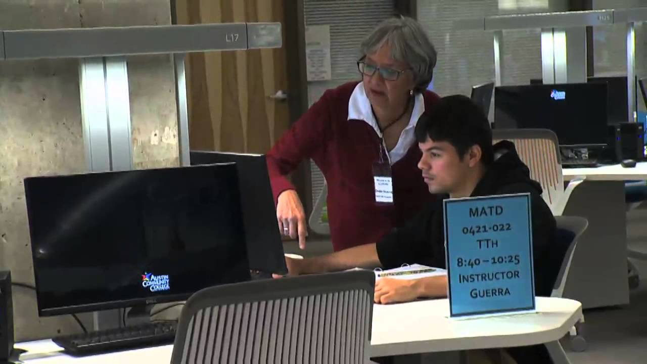 Austin Community College ACCelerator - Largest Computer Lab in USA