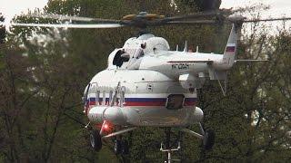 Вертолеты Ми-8МТВ-1 СЛО ''Россия''  в Кремле