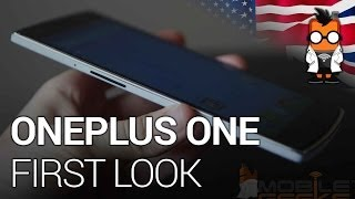 OnePlus One Smartphone First Look