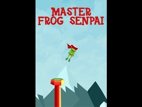 Master Frog Senpai - Android Gameplay