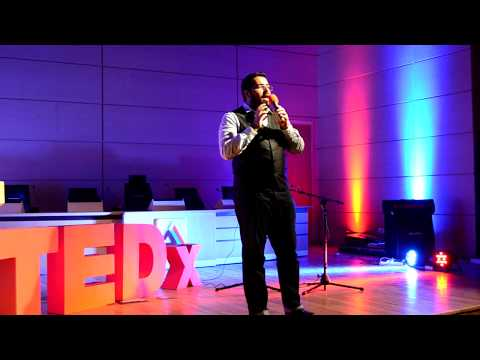 Happiness is within ourselves we just have to live with passion | khalid Machchate | TEDxUEHTP