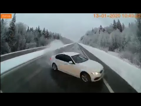 Car Crash Dash Cam Compilation #57 January 2020