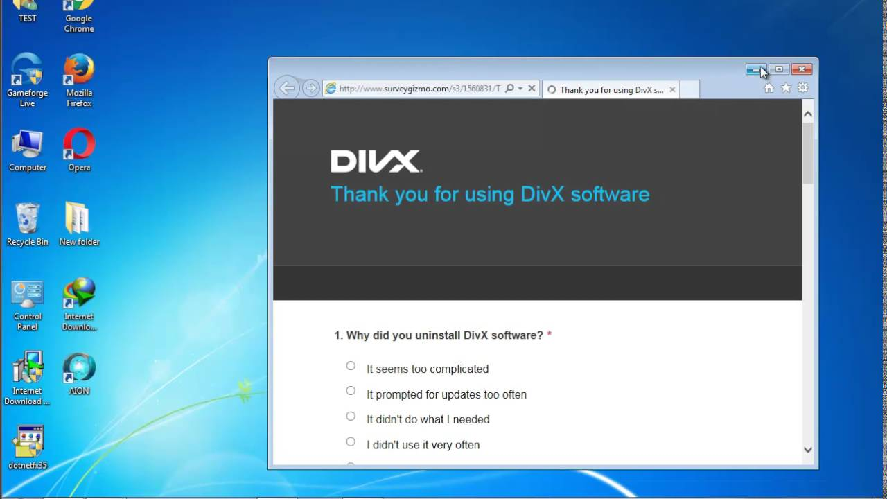 Delete DivX Plus Web Player 2.0 Library Files, Caches & Preferences