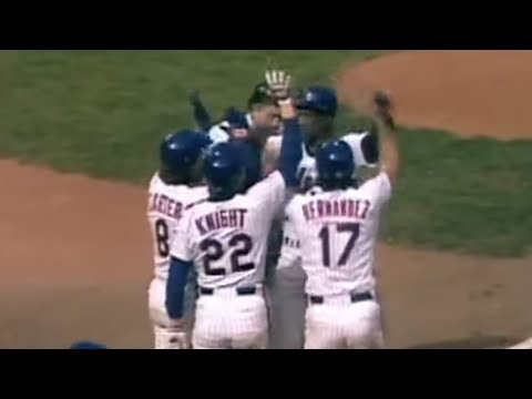 1986 NLCS, Game 3: Astros @ Mets
