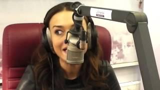 Актриса Александра Булычева на Радио Romantika