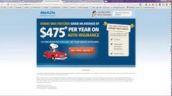 Standard Auto Insurance Coverage and Companies