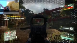 Crysis 3 Multiplayer #18 Homer Skill - I am just impressed...