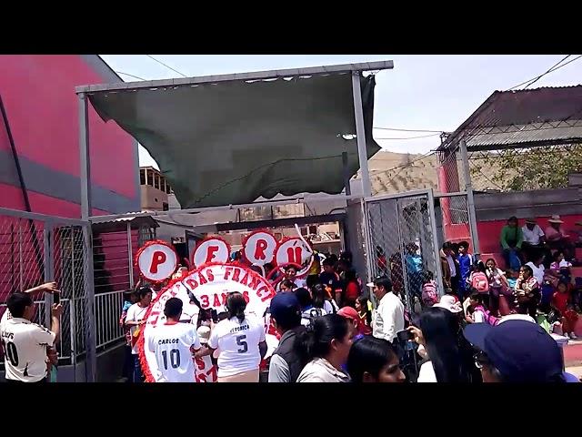 IE 7102 San Francisco de Asís - olimpiadas 2017 - semana de la juventud