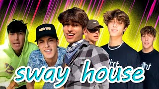 Sway House TikTok Compilation August (part 1)