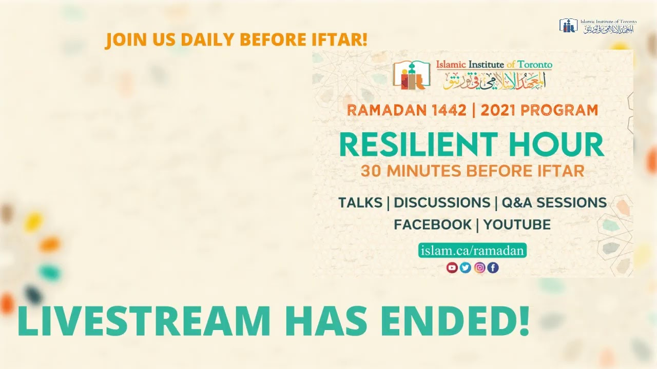 Download Resilient Hour   Day 11   Sh. Jasser Auda