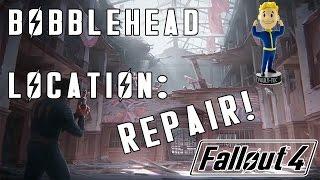 Fallout 4: Repair Bobblehead Location - Corvega Assembly Plant!