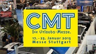 CMT Messe 2015 Stuttgart - Impressionen von VW T5 Campervans, Umbauten usw.