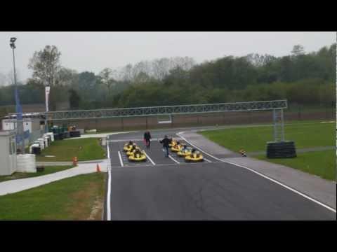 Raceland GoCart Carina Obrežje Grand Prix