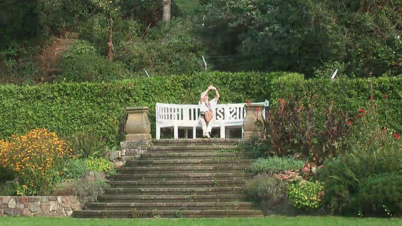 Blankenese Altes Altonaer Wasserwerk Und Römischer Garten Youtube