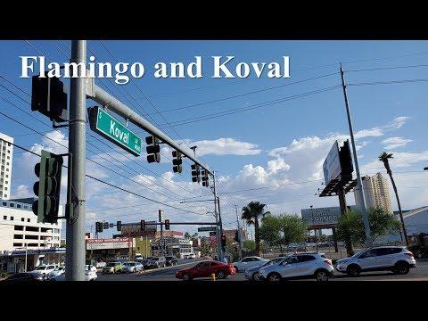 Flamingo And Koval Lane, Las Vegas
