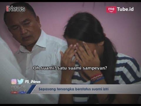 Gerebek Hotel, Polisi Temukan 3 Pelaku Threesome Tidak Berbusana Part 01 - Police Story 28/02