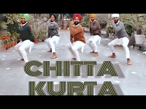 Chitta Kurta   Bhangra   Karan Aujla   Sanjha Bhangra