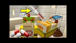 Minecraft Switch - Nintendo Fun House - BOWSER JR SAVES DAISY! [NEAR DEATH!] [180] - 2018
